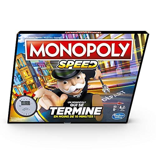 Monopoly Speed - Brettspiel - Brettspiel - Französische Version