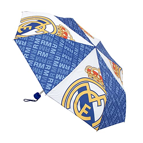 Real Madrid Mochila Paraguas Plegable