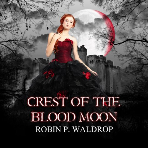 Crest of the Blood Moon audiobook cover art