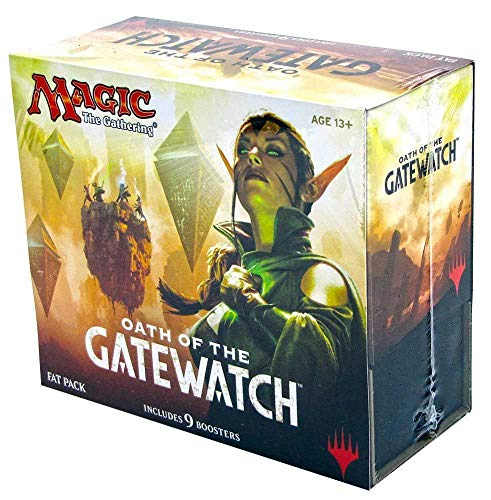 Magic The Gathering–Fat Pack Oath of The Gatewatch, UK