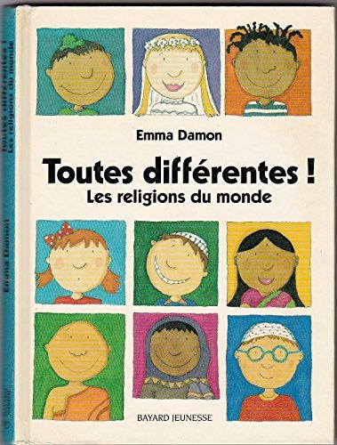 Toutes différentes, les religions du monde