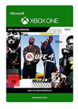 EA SPORTS UFC 4 Standard Edition| Xbox One - Download Code © Amazon