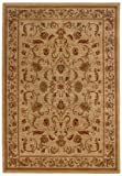 Sphinx Rugs Area Rugs Allure 002A1 10X13 Traditional Contemporary Beige Nylon