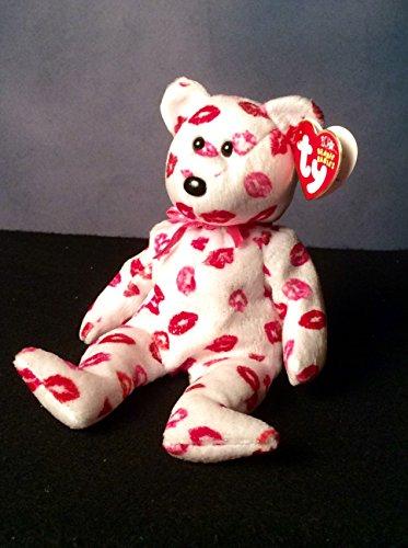 small Ty Beanie Baby Kissy-Bear