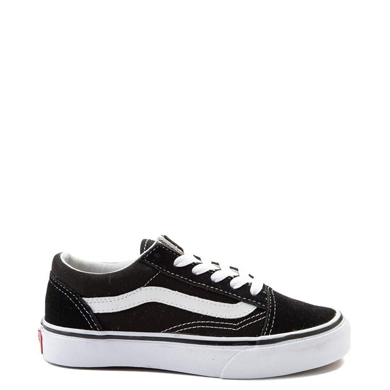 キラウエア山かき混ぜる傾向があります[バンズ] 靴?シューズ スニーカー Old Skool Skate Shoe - Little Kid [並行輸入品]
