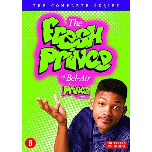 Fresh Prince Complete.. [Edizione: Regno Unito]