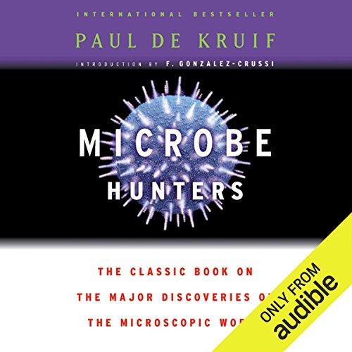 Microbe Hunters cover art