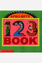 Afro-Bets 1,2,3 Paperback