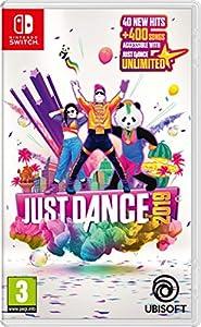 Ubisoft Just Dance 2019 Básico Nintendo Switch Inglés vídeo - Juego (Nintendo Switch, Danza, Modo multijugador, PG (Guía parental))