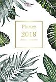 Planer 2019: Wochenplaner A5 - 365 Tage planen, notieren und erledigen für mehr Klarheit, Struktur & Produktivität | To-Do-Listen & Notizfelder für jede ... | Cleverer Timer mit Platz fürs Schreiben
