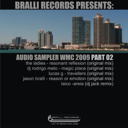 Audio Sampler WMC 2009 Part 02