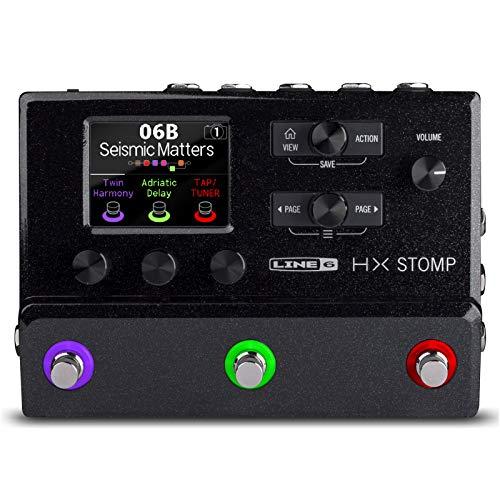 Line 6 HX Stomp Multi FX Processor and Amp Modeller