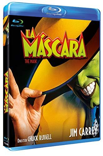 La Máscara BD 1994 The Mask Blu-ray