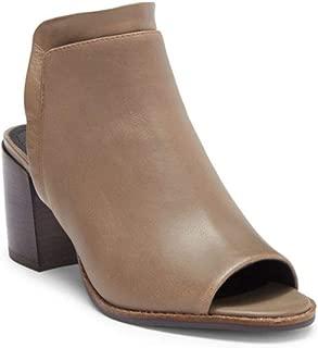 Kenneth Cole Women's Saul Peep Toe Mule, Light Grey, 5 M