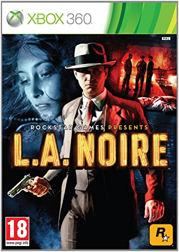 Take-Two Interactive L.A. Noire, Xbox 360 vídeo - Juego (Xbox 360, Xbox 360, Aventura, M (Maduro))