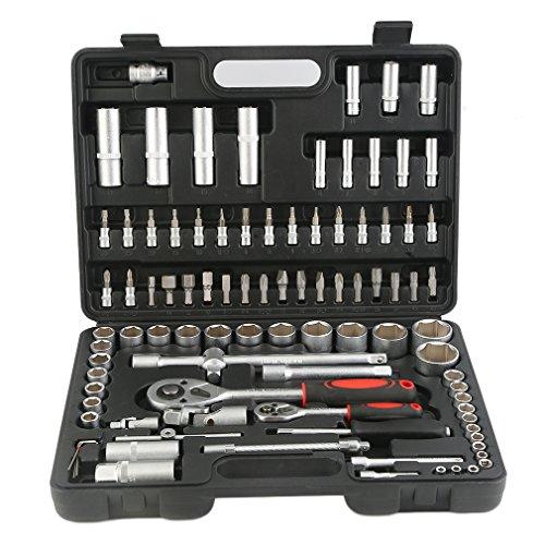 94 teiliges Steckschlüsselset Werkzeug...