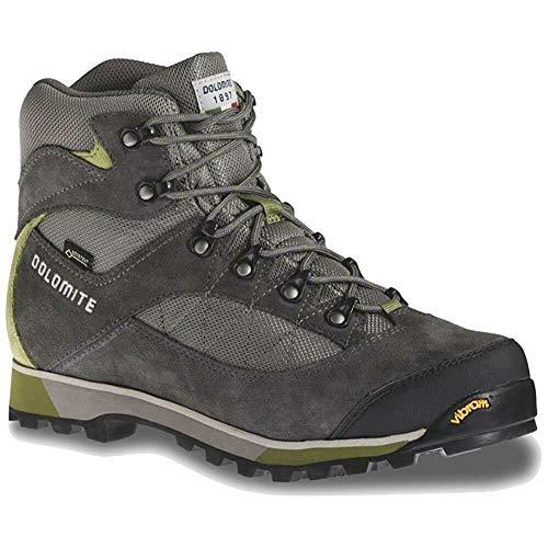 Dolomite Trekking-Schuh Goretex Moena GTX 268627, Grau - grau - Größe: 43 1/3 EU