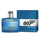 James Bond 007 Ocean Royale Eau de Toilette Natural Spray, 1er Pack (1 x 50 ml)