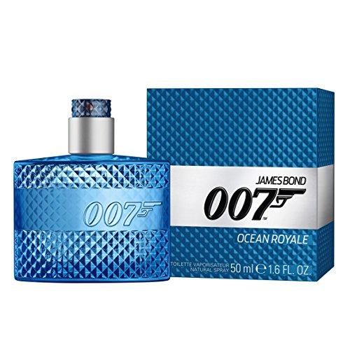 James Bond 007 James Bond 007 Ocean Royale Edt 50 Ml Vapo - 50 ml