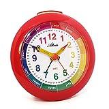 Despertador de Alarma para los niñas niños Rojo - Atlanta 1265-1