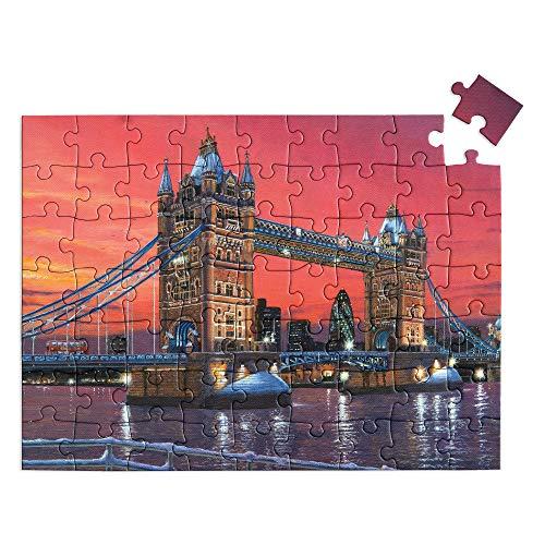 Relish 63 Teile Puzzle 'City Dusk'   für Senioren mit Demenz & Alzheimer