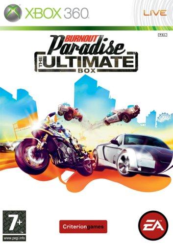 Burnout Paradise - The Ultimate Box (Xbox 360)[Importación inglesa]