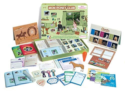 Amulette - PONY - Jeu de Société - Mon Poney Club