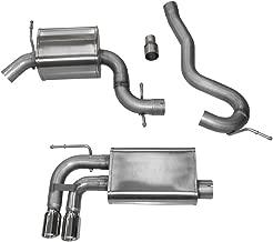 Corsa 14587 Cat Back Exhaust (VW Golf GTI MK5 2.0T FSI/TSI, 2.5L Rabbit)