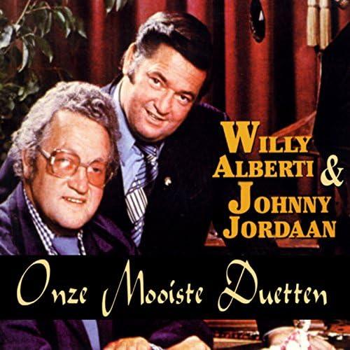 Johnny Jordaan & Willy Alberti