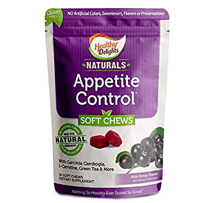 Healthy Delights Naturals, Probiotic Soft Chews, Supports Immune Health, Digestive Balance, Containing 5 Billion CFU's to Help Restore Digestive Balance