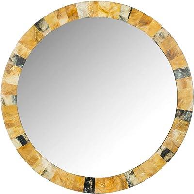 Safavieh Home Collection Lydia Artisan Mirror, Multicolor