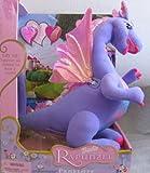 BARBIE Rapunzel TALKING PENELOPE DRAGON Approx. 13-1/2' Tall (2002)