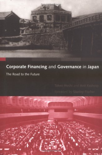 Download Corporate Financing And Governance In Japan: The Road To The Future 