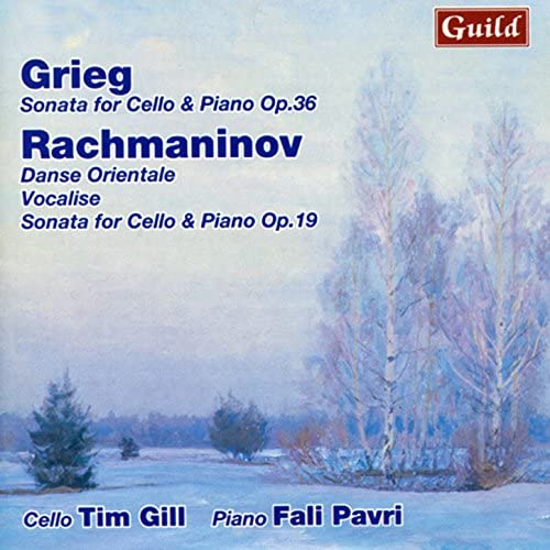Timothy Gill & Fali Pavri