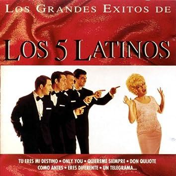 Los Grandes Exitos de Los 5 Latinos