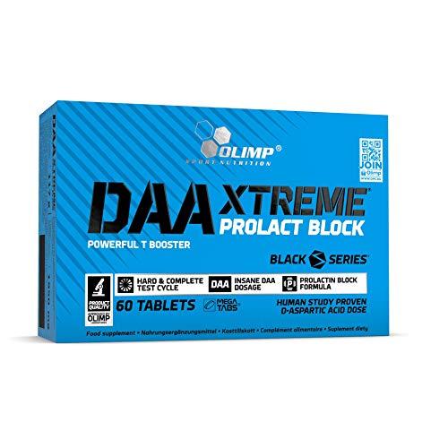 Olimp DAA Extreme, 60 Tabletten, 1er Pack (1 x 117 g), DAA Xtreme PROLACT-BLOC, Blue