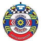 Sportsstuff Rascal | 1 Rider Towable Tube for Boating