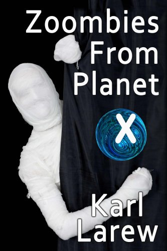 Zoombies from Planet X (Good Vampires Book 3) (English Edition)