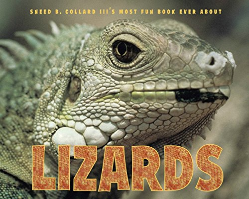 Image of Sneed B. Collard III's Most Fun Book Ever About Lizards