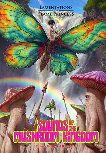 Lamentations of the Flame Princess: Sounds of The Mushroom Kingdom