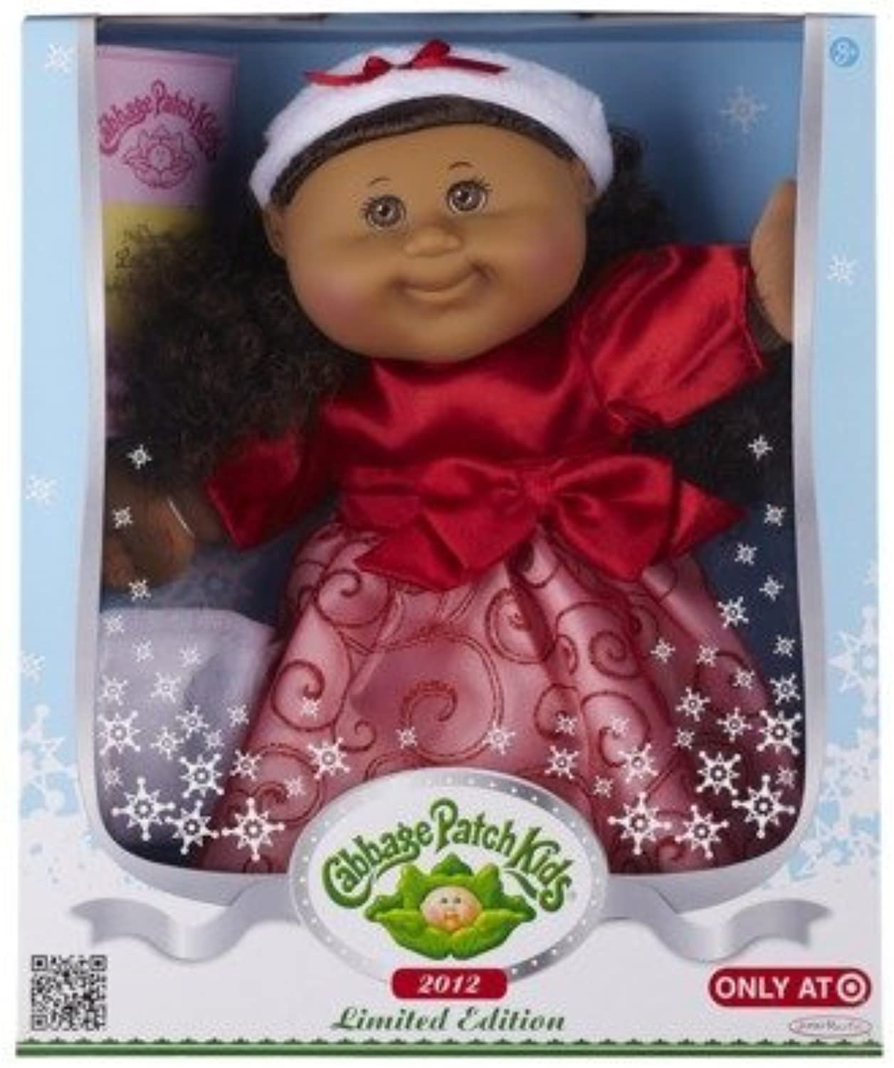 Cabbage Patch Kids Holiday 2012 Limited Edition(African American)