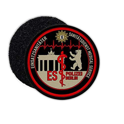 Copytec Patch - Parche Velcro Insignias policía Berlín