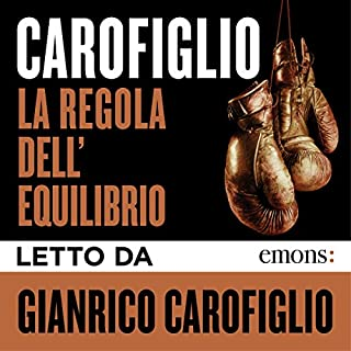La regola dell'equilibrio cover art