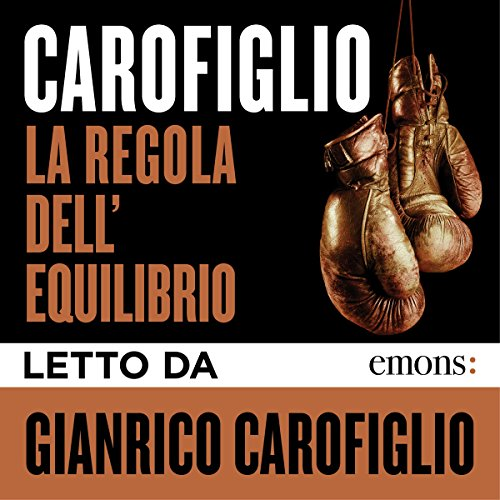 La regola dell'equilibrio audiobook cover art