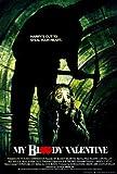 My Bloody Valentine Movie Poster (27 x 40 Inches - 69cm x 102cm) (1981) -(Paul Kelman)(Lori Hallier)(Neil Affleck)(Keith Knight)(Alf Humphreys)(Cynthia Dale)