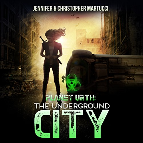 Planet Urth: The Underground City cover art