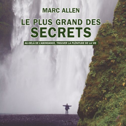 Le plus grand des secrets audiobook cover art