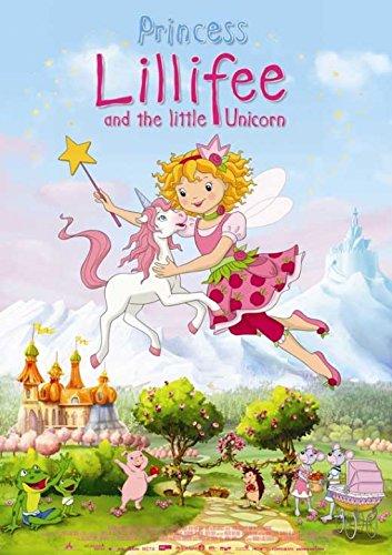 Princess Lillifee and The Little Unicorn Poster Drucken (27,94 x 43,18 cm)