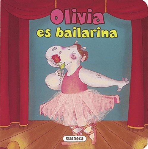 Olivia es bailarina (Me hago mayor)