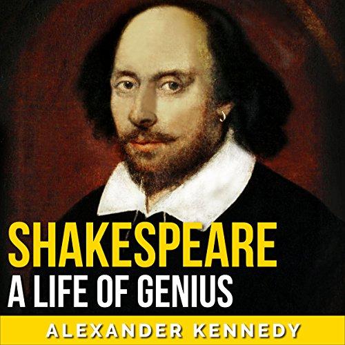 Shakespeare audiobook cover art